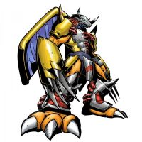 WarGreymon - Digimon world Re: Digitize by Petronikus