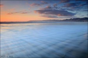 Blue Tides of Grover Beach by twelvemotion