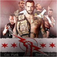 cm punk picture by krislestrange