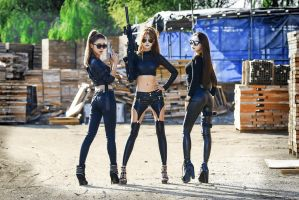 Lee Eun Seo, Park Hyun Sun, Yoo Ha Na by Race-Queen
