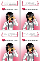 Happy Valentine's Day, from your favorite NERD! by Aloof-Star