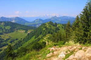 Alps by AustrianPictures