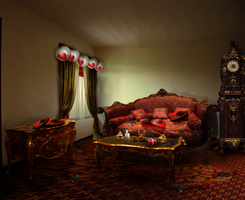 A Room For the Holidays by SanguineEpitaph