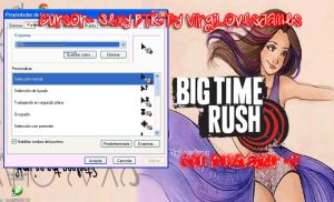 +Cursor Sexy BTR by VirgilovesJames
