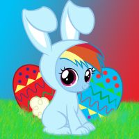 lildashie - easter avatar by Arcanologist