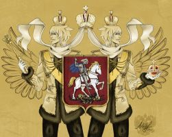 APH-Ivan-coat of arms by AnnMir89