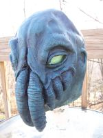 Custom Cthulhu based on Stephen Hickman statue by user-name-not-found