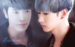 Eunhae, Beautiful hearts by Cristal1994