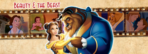 Beauty and the Beast | Timeline Facebook by Howie62