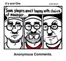 Anonymous Comments by cheesebugs