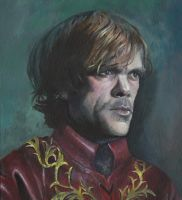 Tyrion Lannister by Rodriguezzz