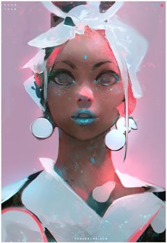 Astro Mint by rossdraws