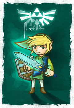 Toon Link by ST4RLYTE