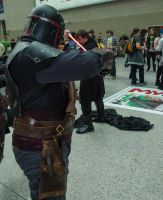 MCM Expo May 2014 100  Star Wars by cosmicnut