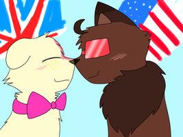 2P UsUk by Ask-Neko2pEngland