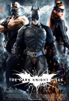 The Dark Knight Rises by Kvinz