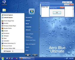 Aero Blue Ultimate by Vher528