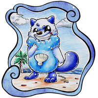 Oshawott ....^^' by Lumary92