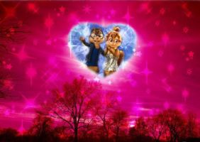 simon and jeanette in heaven by alexandrta