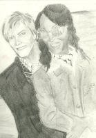 David and Iman by silvermoon822