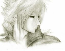 Cloud Strife by Moondrophime
