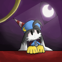 Klonoa 15th Anniversary by Pedrovin