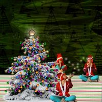 Happy Hollidays by WhiteBook