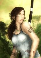 Lara 2.0 by coidragon