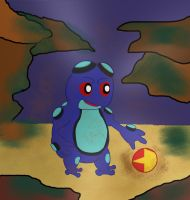 Seismitoad's Bouncin Ball