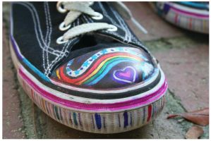 Converse Love by Arasha