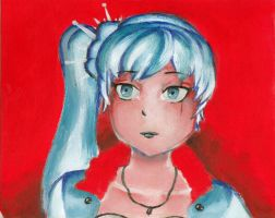 Weiss Schnee by KuddlyFatality