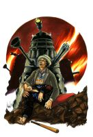 Payback of the Daleks by Marker-Mistress