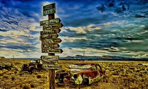 Route 66 by montag451