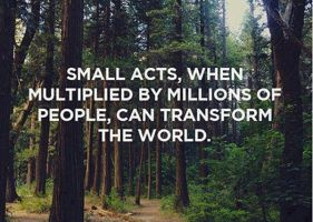 Small acts by uki--uki