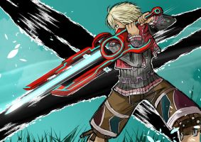 Shulk by hayame-82