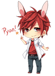 Pixel: Bunny Mikorin by Cynphonium