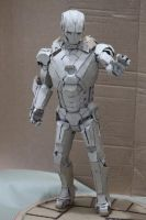 IRONMAN MARK 7 alternate angle by twitte0king
