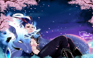 My Artwork for the Tera Spring Contest by Riyavi