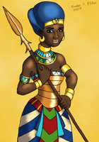 Sekhotep the Warrior Pharaoh by BrandonSPilcher