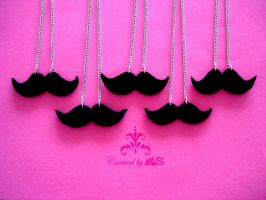 Mustaches by ph00nix