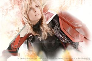 Final-Fantasy-Lightning-Returns (Composition H) by AgamaMama