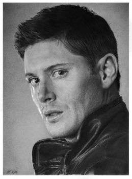 Dean Winchester by francoclun