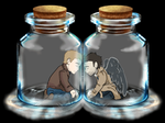 SupernaturalBottle by Trying2FanFiction