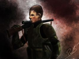 Imperial Scout by chiconspiracy