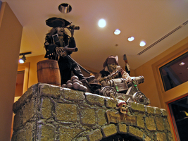 WDW Undead Pirates Stock 23 by AreteStock
