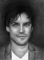IAN SOMERHALDER by blanket86