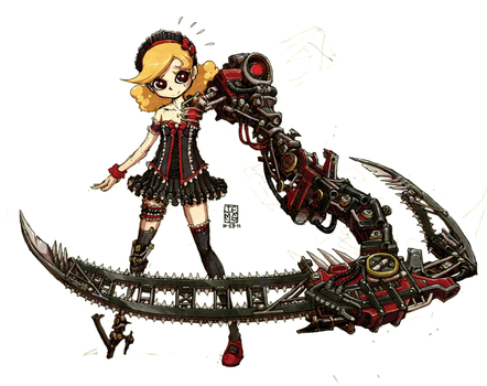 Charger Lolita by sachsen