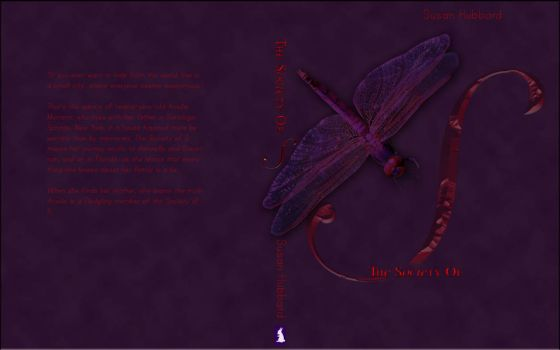 Book Jacket for The Society of S by kittyk155ez