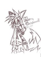 Merry Christmas by Kyle-the-hedgehog