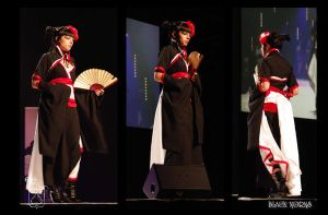 Japan fashion show by BlackNorns